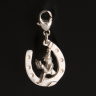 Horseshoe Fairy Charm